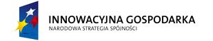 logotypy Innowacyjna Gospodarka